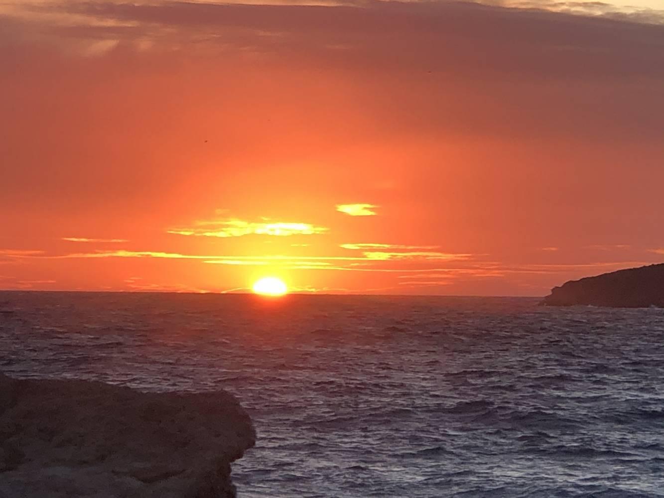 64-CDR-Sunset